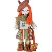 """Набор для шитья текстильных кукол """"Путешественница"""" в кор.32*23*6см(К1013)"""