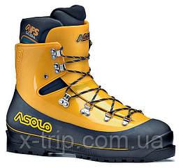 Альпинистские ботинки Asolo AFS GUIDA Yellow/Black, 42