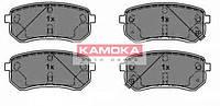 Колодка тормозная задняя диск HYUNDAI/KIA  i10,PICANTO | KAMOKA