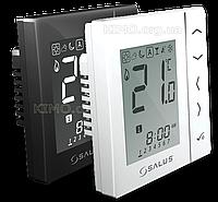 Salus VS20ВRF - терморегулятор  беспроводной, черный