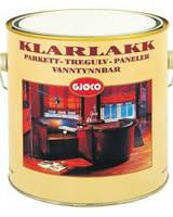 Полиуретановый лак на водной основе Кlarlakk 90  Vannbasert, 3л