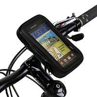 """Велосипедный держатель для смартфонов 5.3"""""""