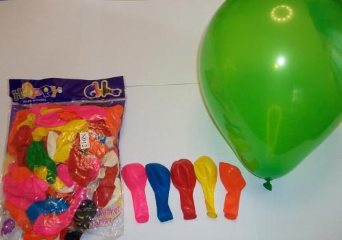 Воздушный шар Пастель 14″/30 см №12