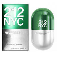 Carolina Herrera 212 NYC Pills EDT 80ml