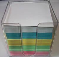 Бумага цветная для заметок
