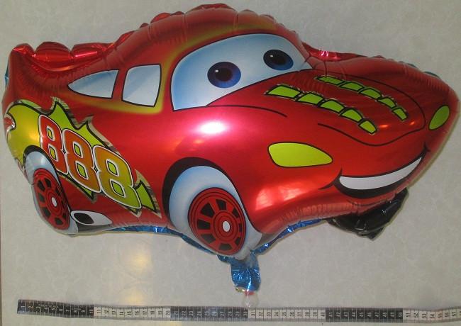 Фольгированный шар Тачка Мак Квин
