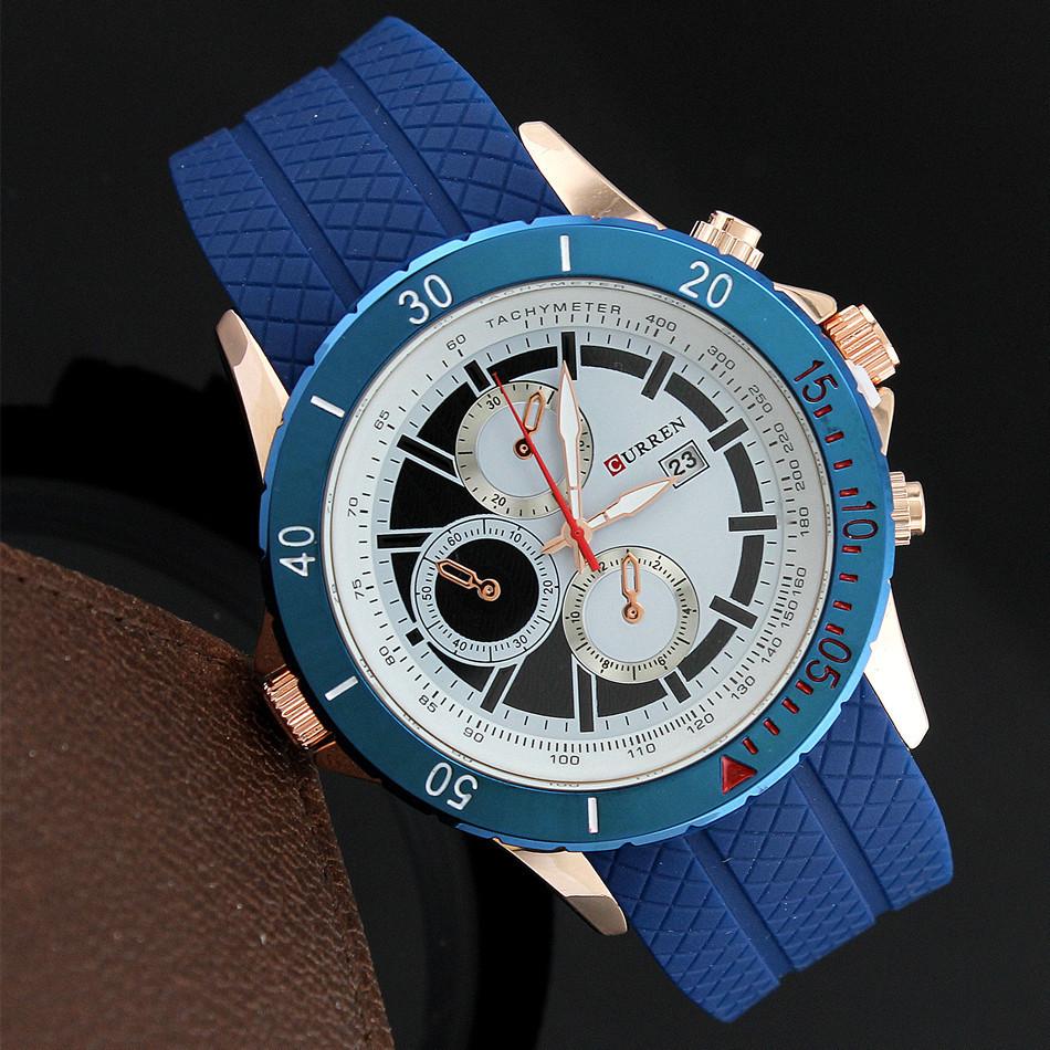 Часы мужские Curren Skydiver