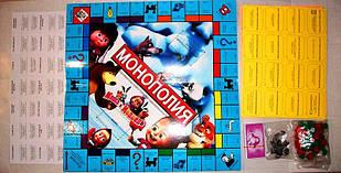14BS0801-6 Игра Монополия