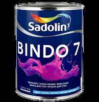 Краска для стен и потолка BINDO 7, 2,5 л (тонир.база clr)
