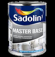 Краска алкидная для проблемных поверхностей MASTER BASE, 2,5 л (белый)