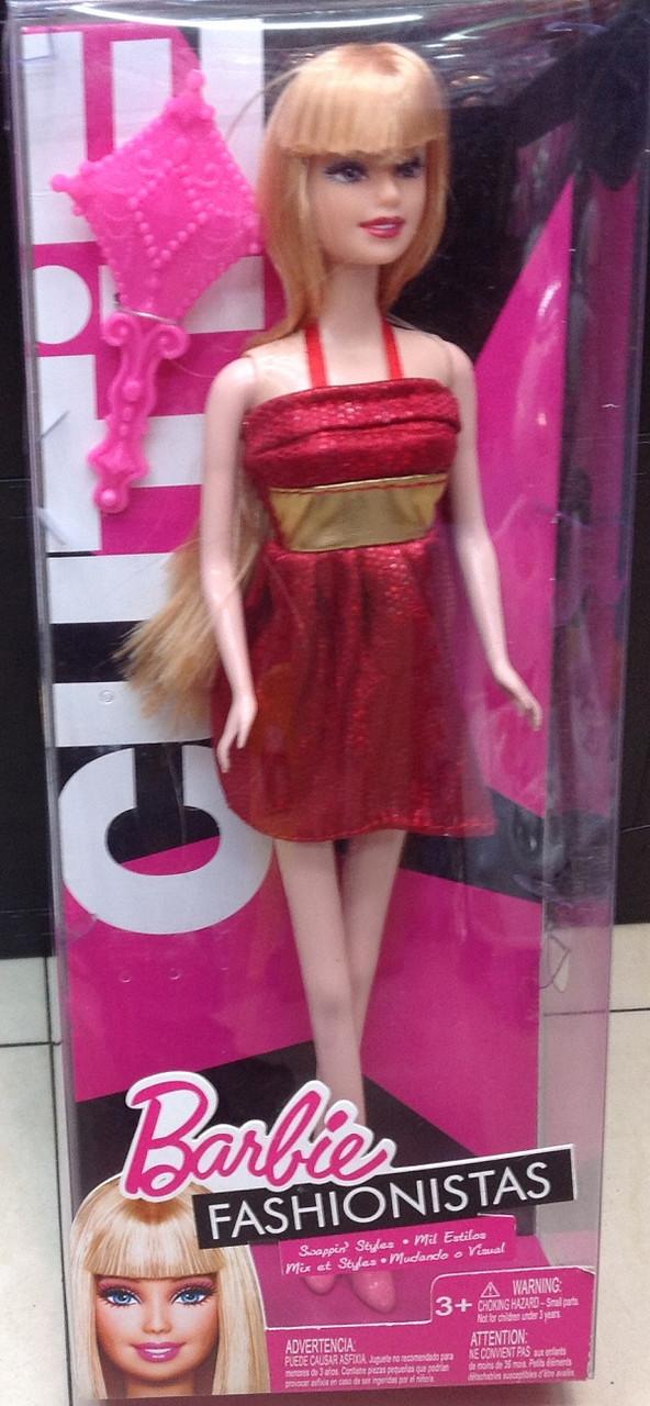 """Кукла """"Барби"""" с расческой"""