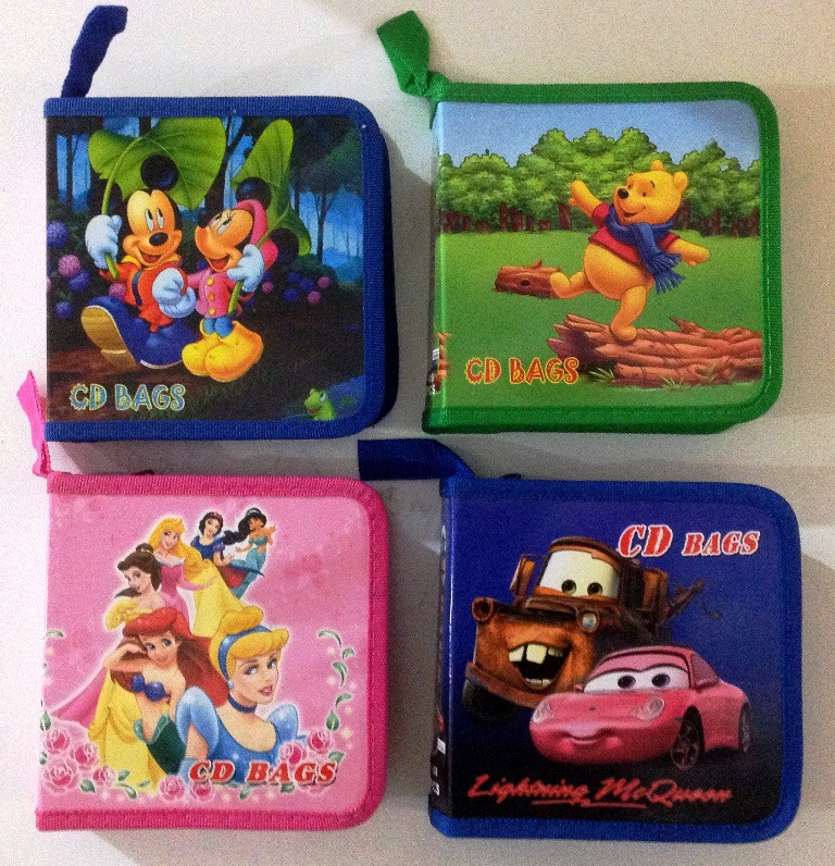 CD холдер на 40 дисков серия Disney