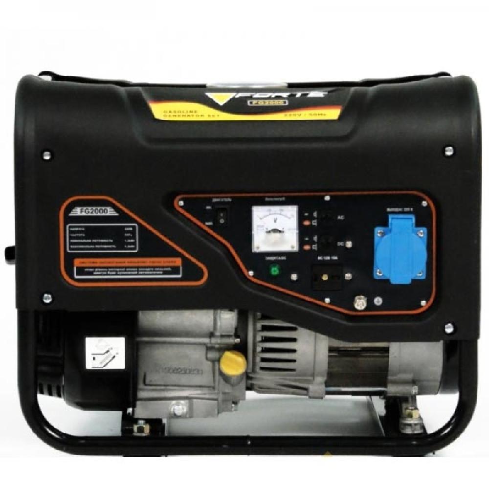 Бензиновый генератор Forte FG2000 фото 1