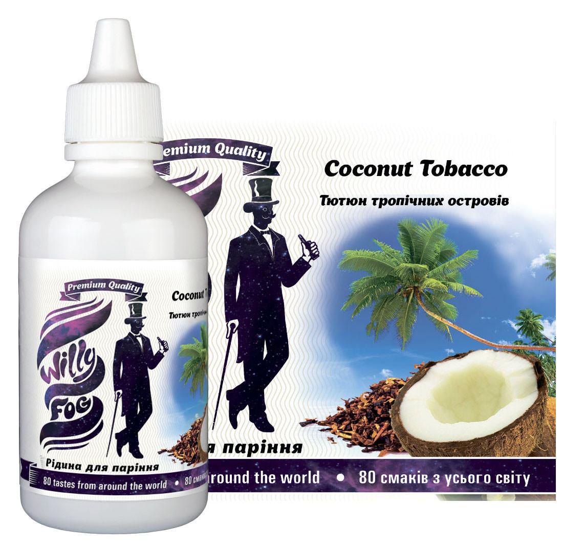 Рідина для паріння Coconut Tobacco 100ml