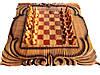 Шахматы резные , настольные
