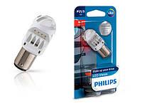 LED лампа Philips Vision LED P21/5 12V Red 12836REDB1 (1шт.)
