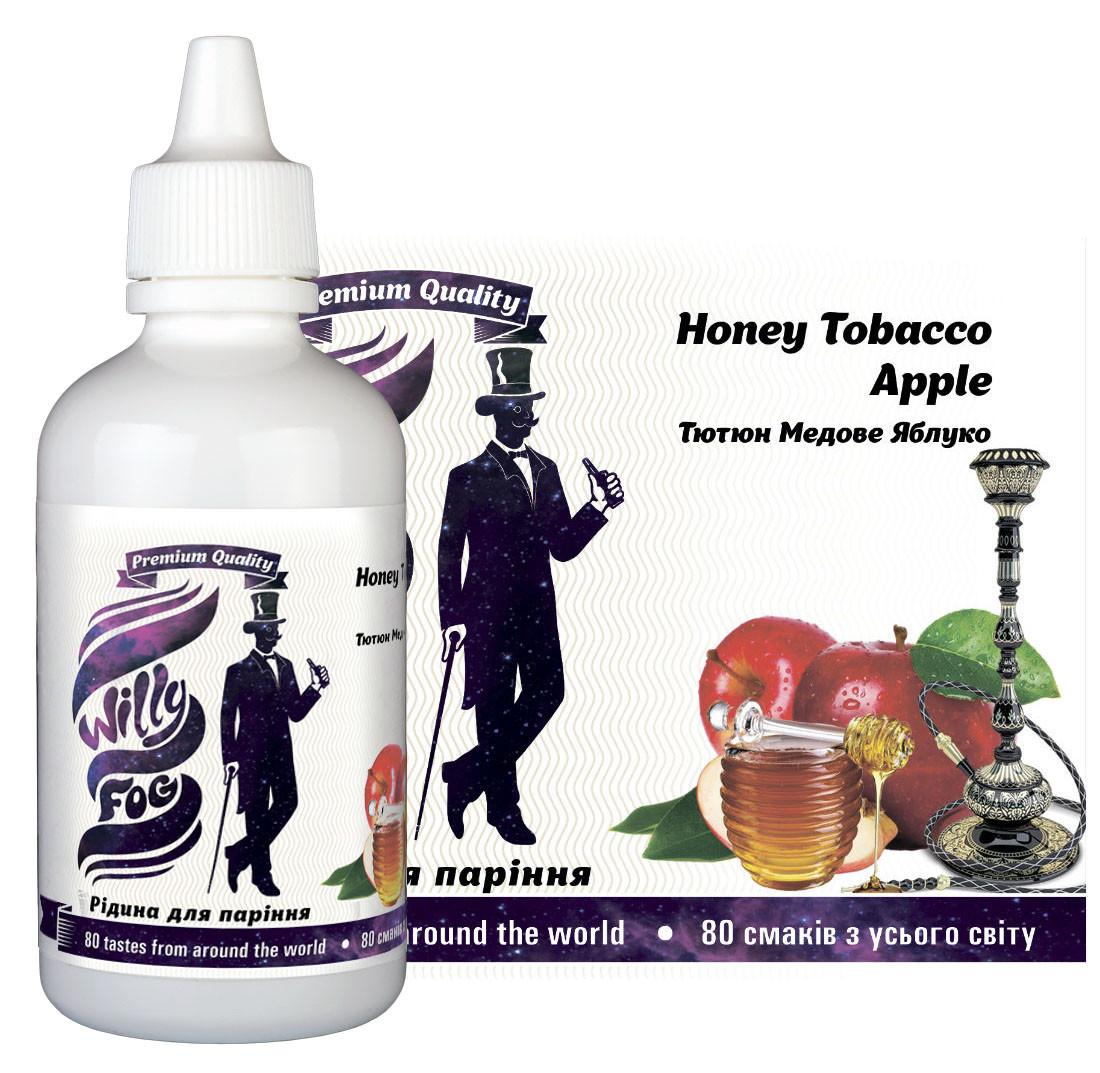Рідина для паріння Honey Tobacco Apple 100ml