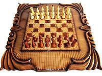 Шахматы резные , настольные шахматы купить в Украине