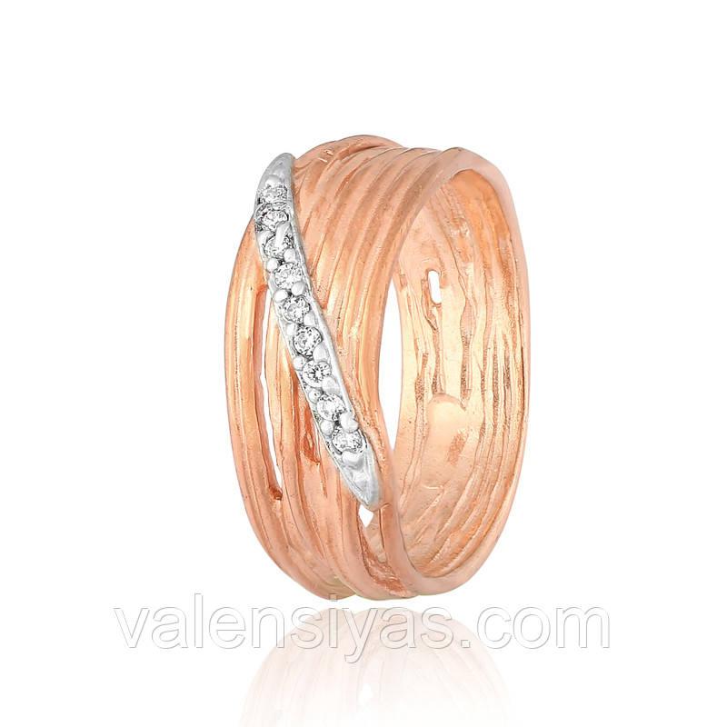 Серебряное кольцо К4Ф/446