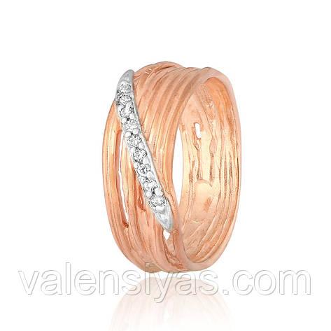 Серебряное кольцо К4Ф/446, фото 2