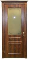 Двери межкомнатные Руан остекленныепленка ПВХ