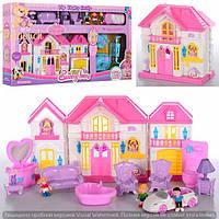 Детский игровой домик для кукол WD-922C-D