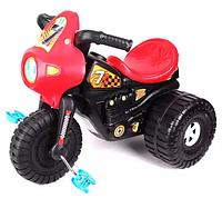 Трицикл-Мото с педалями RMT-4159