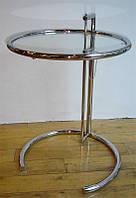 Стеклянный журнальный столик Ег (T-Eg) регулируется высота, Бесплатная доставка на склад Деливери