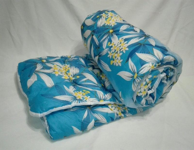 Одеяло полуторное на овчине Код оп8