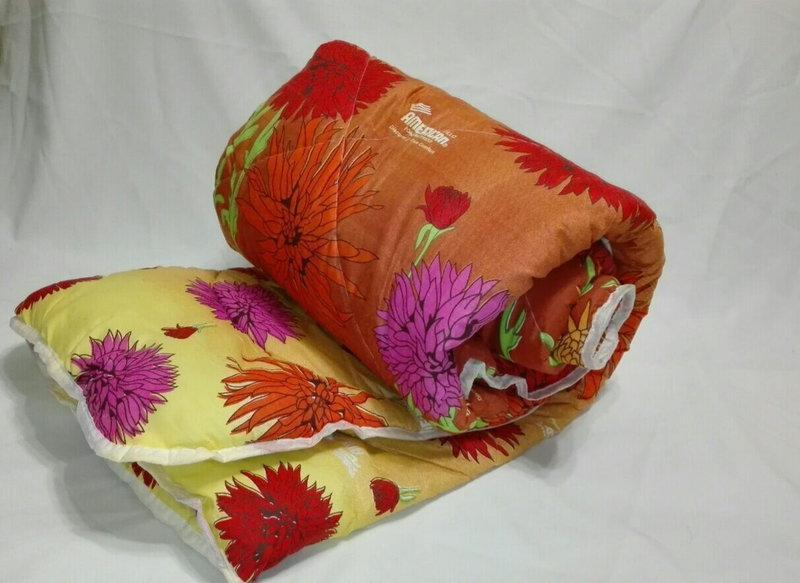 Одеяло полуторное на овчине Код оп10