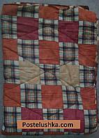 Одеяло ватное 180х210 см Уют