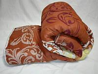 Одеяло полуторное на овчине Код оп15