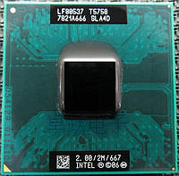 Процессор Intel® Core™2 Duo T5800 2 МБ\2,00 ГГц\800 МГц