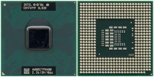 Процессор Intel® Core™2 Duo P8400 3 МБ\26 ГГц\1066 МГц