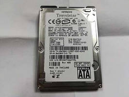 Жёсткий диск для ноутбука,  80 Гб, 2,5 HDD, винчестер. Гарантия 1 месяц