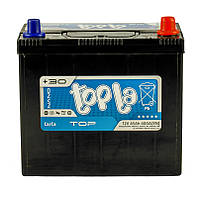 Аккумулятор 45Ah, 12V Topla Top, Energy Japan Euro (0) 54523