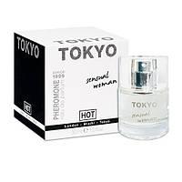 Элегантные и сексуальные женские духи с феромонами HOT Pheromon Parfum TOKYO