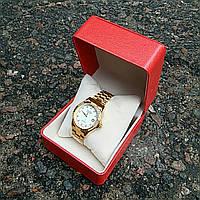 Подарочная коробка для часов красная
