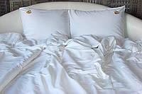 Свадебный набор постельного белья, семейный 215х145х2, сатин