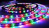Лента светодиодная smd 2835 60D + пульт цвет мультиколор 5 метров