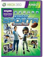 Игра xbox 360 Kinect Sports Season two регион NTSC