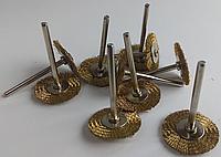 Щетка дисковая для бормашин ( 24x3x42)
