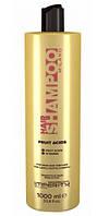 Профессиональный шампунь для тонких и ломких волос Imperity Milano FRUIT ACIDS WEAK & THIN SHAMPOO, 1000 мл