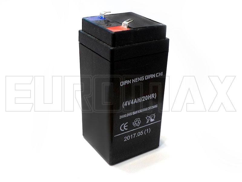 Аккумуляторная батарея для весов 330г 4В 4А 4V4A