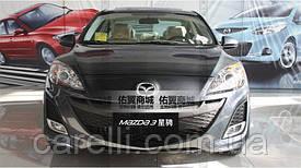 DRL штатные дневные ходовые огни LED- DRL для Mazda 3 sedan 2009-2013