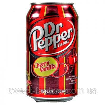 Dr.Pepper Cherry-Vanilla