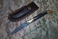 Нож Laguiole дамаск 10см, фото 1