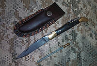 Нож Laguiole дамаск