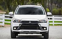 DRL штатные дневные ходовые огни LED- DRL для Mitsubishi ASX 2016+