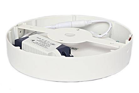 Светильник LED накладной 12W 6500К Холодный свет, фото 2